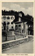 CPA Pieve Di Cadore Casa Ove Nacque Tiziano ITALY (802165) - Altre Città