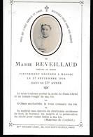 Massac (Tarn) - 1904 - Décès