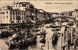 CPA Venezia Canal Grande Regata ITALY (802012) - Venezia