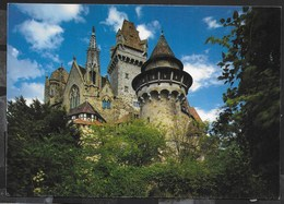BURG KREUZENSTEIN - LEOBENDORF - BASSA AUSTRIA - NUOVA - Castelli