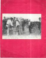 DEPT 47 - M FALLIERES Président De La République à LOUPILLON - Dans Ses Vignes - ARD1/ROY1 - - Francia