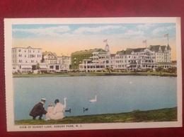 Sunset  Lake  Asbury Park - Etats-Unis