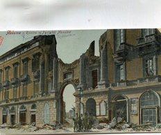 ITALIE(MESSINA) TREMBLEMENT DE TERRE - Messina