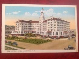 New Monteret Hotel Asbury Park - Etats-Unis