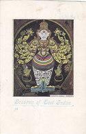 Souvenir Of East Indies - Schiva - 1899   (A-82-160720) - Inde