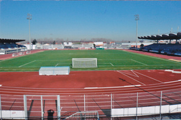 CARTE DE STADE DE.NIORT   FRANCE  STADE RENE GAILLARD  # ATC.37 - Voetbal