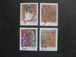 TAIWAN ( FORMOSE) : TB Série N° 2462 Au N° 2465, Neufs XX. - 1945-... République De Chine