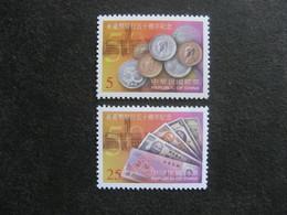 TAIWAN ( FORMOSE) : TB Paire N° 2466 Et N° 2467, Neufs XX. - 1945-... République De Chine