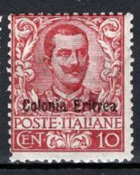 Eritrea 1903 Sass.22 **/MNH VF/F - Eritrea