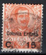 Eritrea 1905 Sass.30 O/Used VF/F - Eritrea