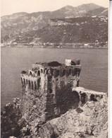 GOLFE BAIE DE SALERNE ITALIE 1926 Photo Amateur Format Environ 7,5 Cm X 5,5 Cm - Luoghi