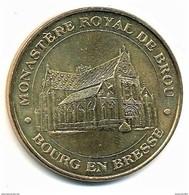 Monnaie De Paris 01.Bourg En Bresse - Monastère De Brou 2009 - Monnaie De Paris