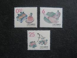 TAIWAN ( FORMOSE) : TB Série N° 2470 Au N° 2472, Neufs XX. - 1945-... République De Chine