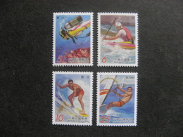 TAIWAN ( FORMOSE) : TB Série N° 2483 Au N° 2486, Neufs XX. - 1945-... République De Chine