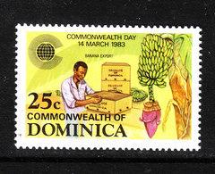 Dominica  - 1983. Vendita Di Banane. Banana Seller. MNH - Altri