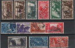 Francobolli Regno Collezione Marcia Su Roma - Usati