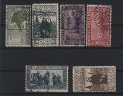 Francobolli Regno 1926 San Francesco Serie Cpl US - Usati