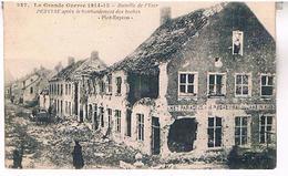 BATAILLE DE L YSER PERVSE APRES LE BOMBARDEMENT TBE BE199 - Belgique