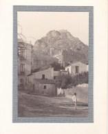 TAORMINA TAORMINE Près De Chez CLODEN 1926 Photo Amateur Format Environ 7,5 Cm X 5,5 Cm SICILIA - Luoghi