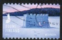 2017 Finland Europa Cept Used. - Finland