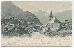 Picture Postcard Tschamutt / Tschamut Switzerland 1905 - GR Grisons