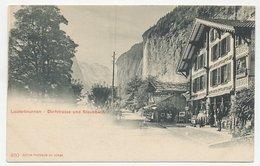 Picture Postcard Lauterbrunnen Switzerland - BE Berne