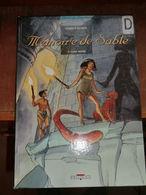 Bd - Mémoire De Sable - N°3 - Lune Noire - Daté 1995 - Bücher, Zeitschriften, Comics