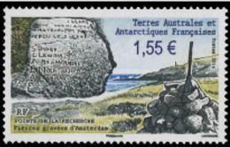 """TAAF YT 692  """" Pierres Gravées """" 2014 Neuf** - Französische Süd- Und Antarktisgebiete (TAAF)"""