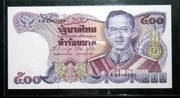 Thailand Banknote 500 Baht Series 13 P#91 SIGN#58 UNC - Thailand
