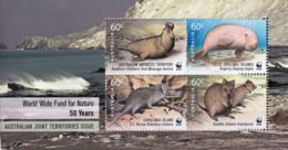 Antarctique Australien BF 9 ** - Unused Stamps