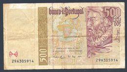 Portugal 500 Escudos 17.04.1997 - Portugal