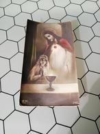 Santino Sacro Cuore Di Gesù In Ricordo Della Prima Comunione Di Denise Lilet In Grivegnee Francia - Santini