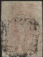 J) 1861 MEXICO, HIDALGO, 4 REALES, PLATE III, MN - Mexico