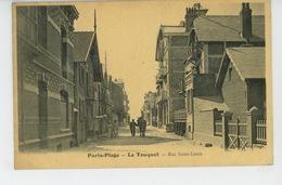 LE TOUQUET PARIS PLAGE - Rue Saint Louis - Le Touquet