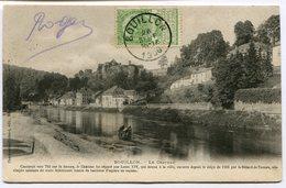CPA - Carte Postale - Belgique - Bouillon - Le Château - 1906 (B8921) - Bouillon