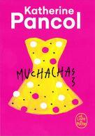 Marque-page °° Livre De Poche - Muchachas 3 - K. Pancol - Carte 10x15 - Marque-Pages