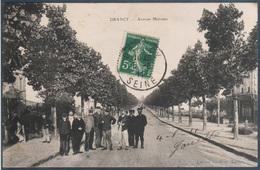 Drancy , Avenue Marceau , Animée - Drancy