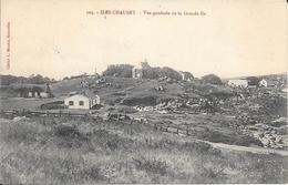 Iles Chausey - Vue Generale  -  Circulé 1907 - Autres Communes