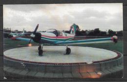 PAKISTAN AIR FORCE MUSEUM KARACHI POSTCARD  LIGHT COMMUNICATION AIRCRAFT - 1946-....: Ere Moderne