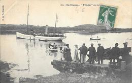 Iles Chausey - L Ondine  -  Circulé - Other Municipalities