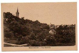 90 - Territoire De Belfort / BEAUCOURT -- Vue Générale. - Beaucourt