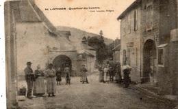 SAINT-LOTHAIN QUARTIER DU CENTRE - Frankrijk