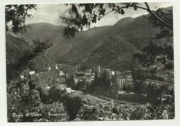 BAGNI DI LUCCA - PANORAMA   VIAGGIATA FG - Lucca