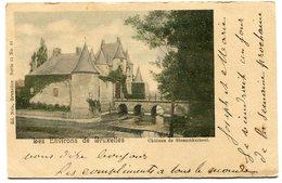 CPA - Carte Postale - Belgique - Steenokkerzeel - Château - 1900 (B8926) - Steenokkerzeel