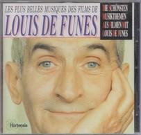 CD - LOUIS DE FUNES - LES PLUS BELLES MUSIQUES DE FILMS - Soundtracks, Film Music