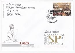 Portugal 2017 Cafés Históricos Café Aliança Faro Architecture Food Cooking Architecture Historiques - FDC