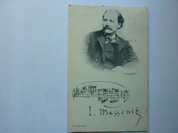Jules MASSENET - Compositeur - Chanteurs & Musiciens