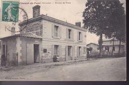 GIRONDE – St-Vincent-de-Paul – Bureau De Poste - France