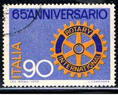ITALIE 720 // YVERT 1060 // 1970 - 1946-.. République