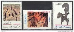 ESPAÑA 2006 - ARQUEOLOGÍA - EDIFIL Nº 4250-4252 - YVERT 3850-3852 - 1931-Hoy: 2ª República - ... Juan Carlos I